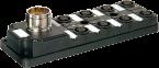MVP12-V 8xM12 4 poli connett.M23 12 poli