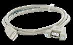 USB 2.0 adatt. f.A fem./fem. con cavo 1m