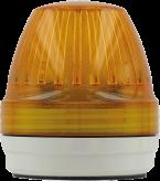 Comlight57 luce segnalazione a LED, ambra