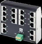 Xenterra 16TX switch unmanaged 16 porte 100Mbit