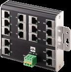 Xenterra 16TX switch unmanaged 16 porte 100Mbit fiss. a parete