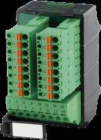 LUGS 16 connettore x trasf.segnale 250V/8 A