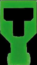 Clip per moduli Harting