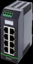 Xelity 8TX switch unman. 8 porte 100Mbit