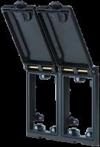 Modlink MSDD telaio doppio nero metallico