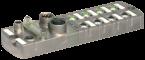 MVK modulo I/O compatto, metallo