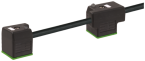 MSUD c. elv. doppio forma A 18mm con cavo
