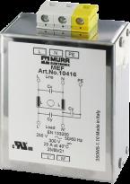 MEF filtro emc monofase 1 livello