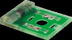 filtro per c.elv. forma A, plug on 18mm/DIN