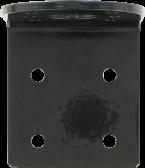 Modlight70-adattatore per montaggio a muro
