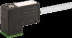 MSUD conn. elettrov. forma C 8mm con cavo