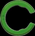 anello marcatura D=8mm diversi colori PU 11
