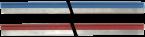 Mico Pro barra equipotenziale 1xblu 1xrossa