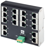 Xenterra 16TX switch unman.16 porte 100Mbit