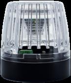 COMLIGHT56 luce di segnalazione LED traspar