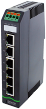 Xelity 6TX switch unman. 6 porte 100Mbit