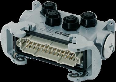 distributore di potenza PD4 7/8'' 5 poli