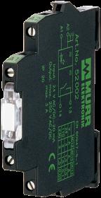 MIRO TR 24VDC mod. optoaccopp. mors. vite