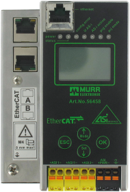 GATEWAY Ethercat AS-I, 2 MASTER, SPEC.3.0