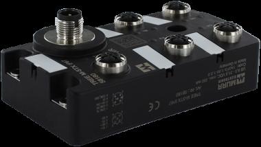 PROFINET Managed Switch 5x10/100BT IP67