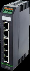 Xelity 6TX Unmanaged Switch 6 porte 100Mbit