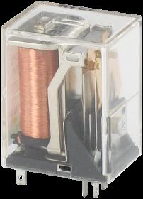K 2-24 V DC relè a innesto