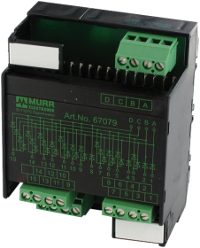 MKS/BCD-1300 modulo diodi