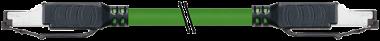 RJ45 m. 0°/RJ45 m. 0° scherm. Ethernet