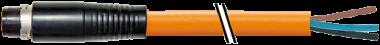 MQ15-X-Power mas. 0° scherm. con cavo