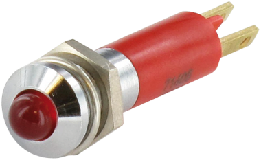segnalatore LED rosso