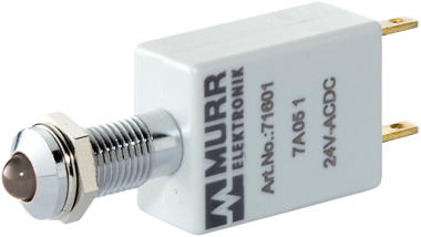 segnalatore LED bianco