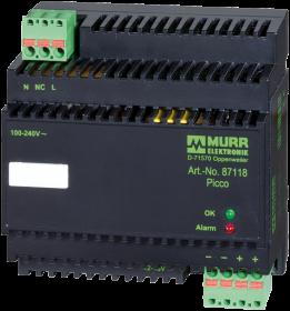 Picco alim. switching monofase 24VDC/4.2A