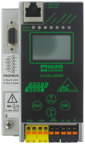 Gateway PB-DP/AS-i 1 Master 3.0 - RJ45