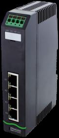 Xelity 4TX U switch unman. 4 porte 100Mbit