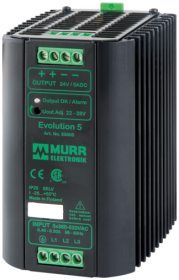 Evolution alim. switching trifase 24VDC/5A