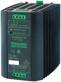 Evolution alim. switching trifase 24VDC/10A