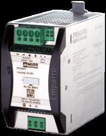 Emparro alim. switching monofase 24VDC/ 20A