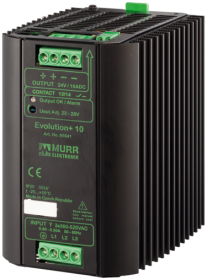 Evolution+ al.switch. trif. 24VDC/10A(c.a.)