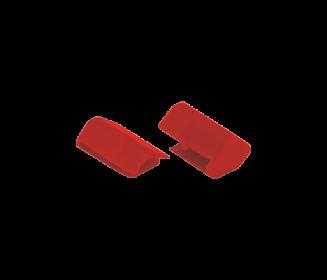 tappo di chiusura barra di potenziale rosso