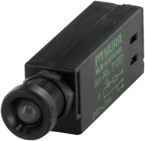 segnalatore LED OPAC / giallo