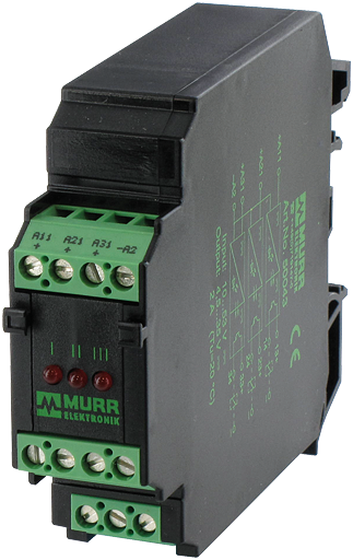 AMS  3-10/44-2 modulo optoaccoppiatore