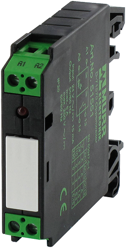 AMMS 18-1 modulo optoaccoppiatore