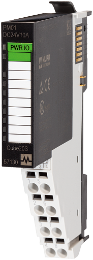 Cube20S moduli di alimentazione 24VDC