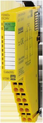 Cube20S FDI4 Safety