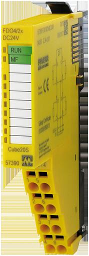 Cube20S FDO4 Safety