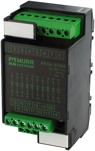 MKS - D 10/1300 - 1 modulo diodi