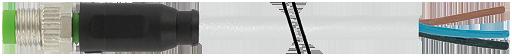 M8 mas. 0° con cavo
