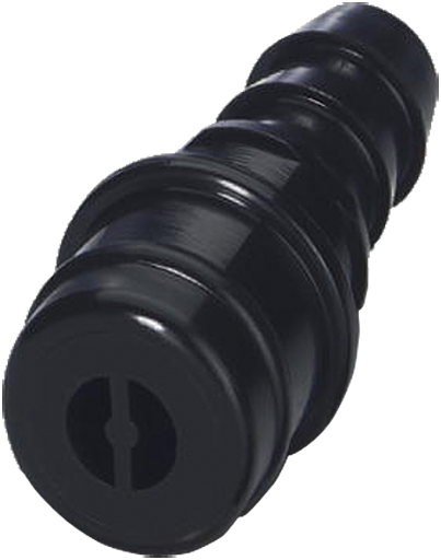Pneumatic insert - male, 4 mm