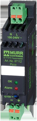 Picco alim. switching monofase 12VDC/0.85A