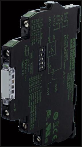 MIRO 6.2 multi-timer 24VDC-1S